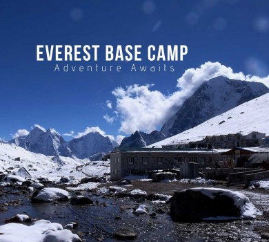 Everest Base Camp 14 Days Trek