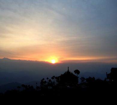 Nagarkot Sunrise and Day Hiking