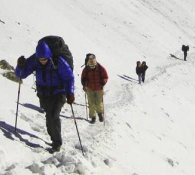 trek information in nepal
