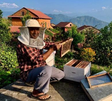 village homestay in nepal