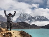 Gokyo Lake and Chola pass