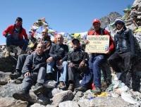 Gosaikunda Helambhu Trekking