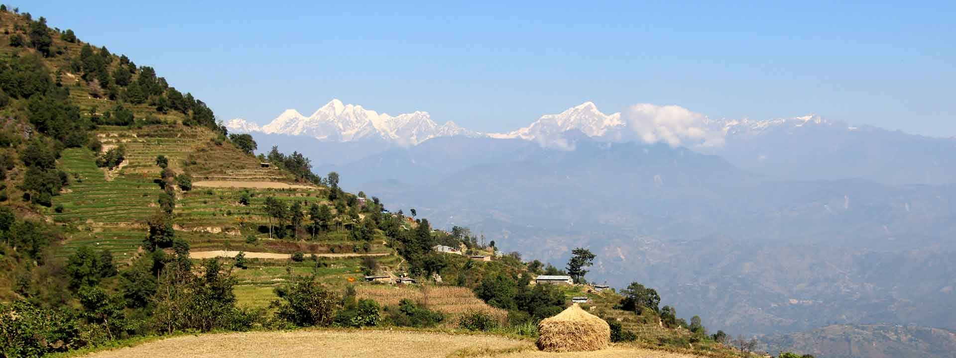 Chisapani Nagarkot Hiking
