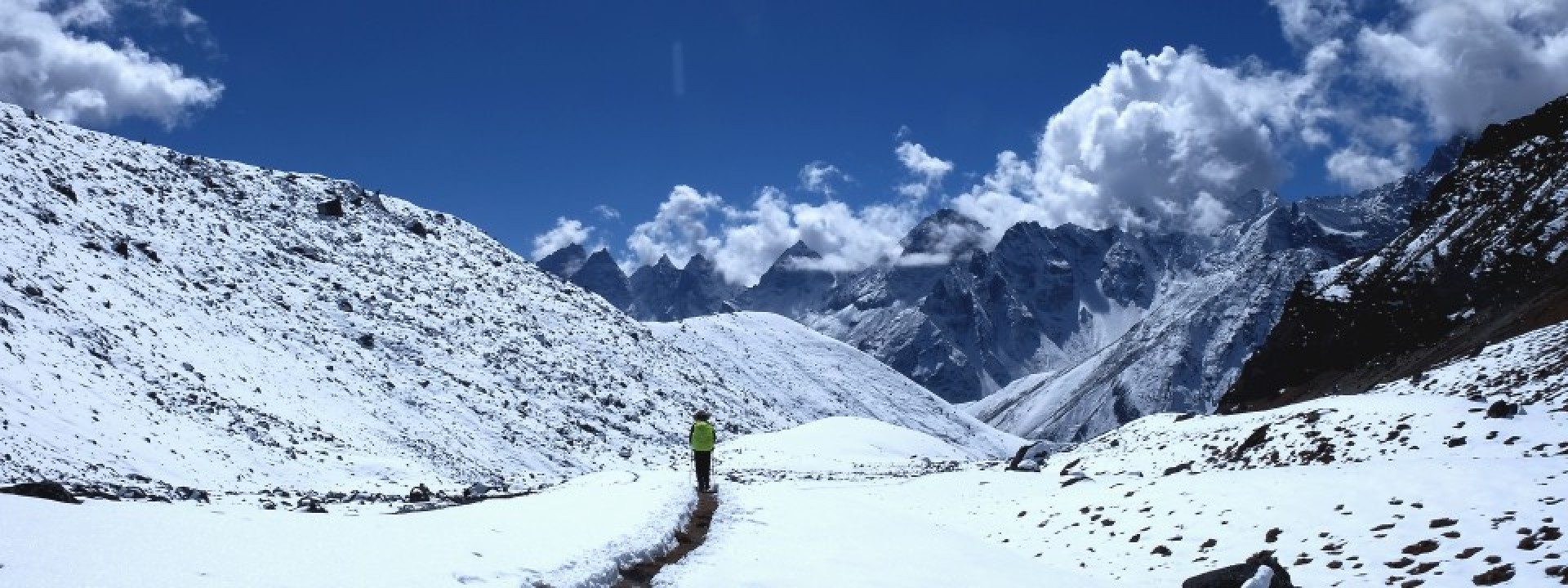 Gokyo Chola Pass Trek