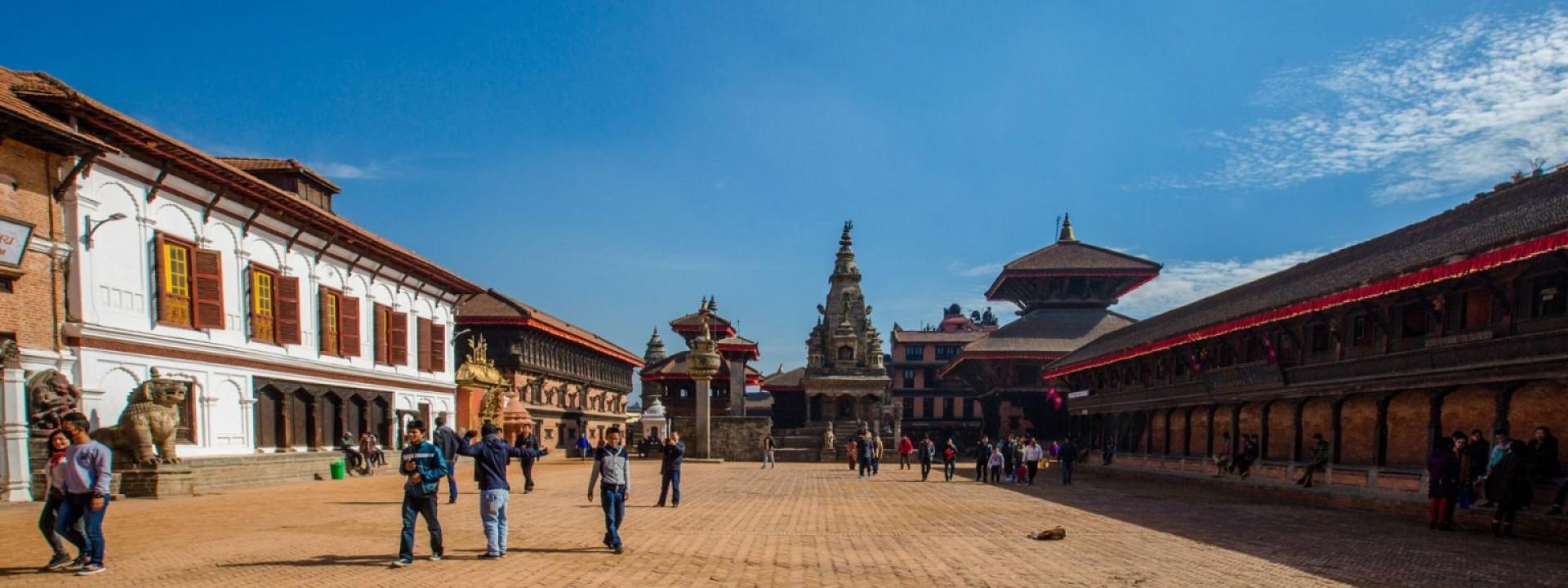 Kathmandu- valley- Sightseeing