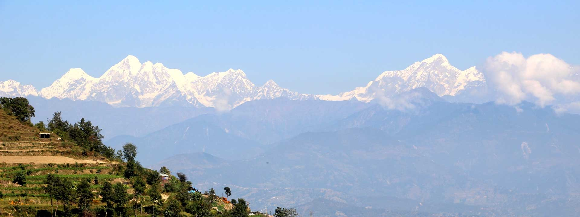 Nagarkot Day Hiking in Nepal