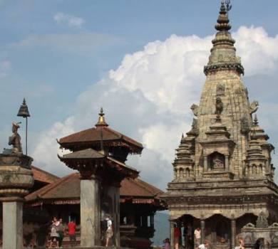 Historic Temples and Buddhist Stupas