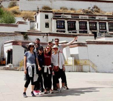 Tibet Overland Tour from Kathmandu